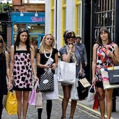 London Eco Shopping Til You Drop
