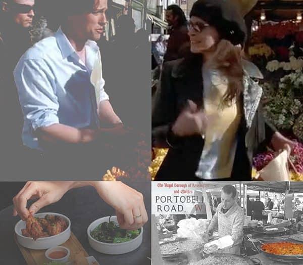 Notting Hill Food Tour Planner London UK