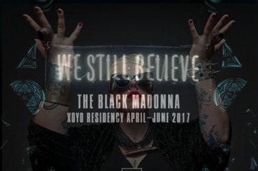 The Black Madonna Clubbing Event Tickets