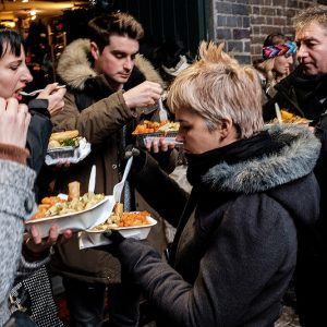 London Gourment Food Popup festival