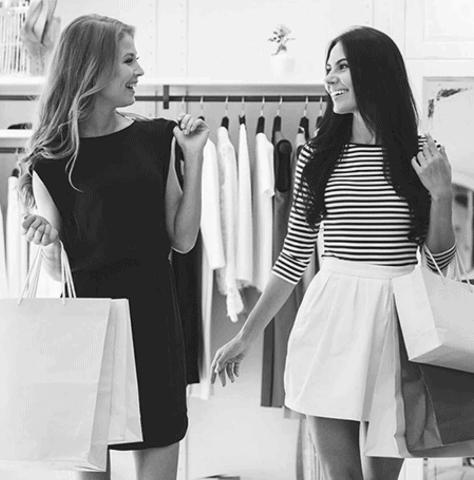 personal shopping london