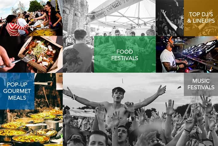 Food and Music in London
